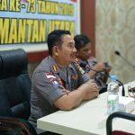 Tim Binmas Polda Kaltara Lakukan Kuker di Polres Nunukan dan Gelar Lomba Bhabinkamtibmas