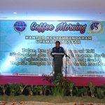 "Evaluasi Angkutan Lebaran 2019 Syahbandar Makassar gelar Coffee Morning"""