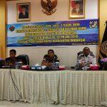 Gelar Sosialisasi Sistem Identifikasi Otomatis Pada Pemasangan (AIS) Kapal Berdasarkan Permen Perhub No PM 7 Tahun 2019 oleh kantor kesyahbandaran utama Makassar