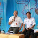 Kepala Disnakertrans Kaltara, Armin Mustapa Menjadi Salah Satu Narasumber di Respons Kaltara, Rabu (24/7/19)