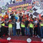 Open Bhayangkara Motorcross dan Grasstrack Polres Nunukan Perdana Sukses, Kapolres : Kita Akan Tumbuh Kembangkan Olahraga Ini Menjadi Event Tahunan