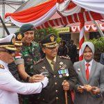 Upacara HUT Bhayangkara Ke 73, Bupati Nunukan Menjadi Inspektur Upacara Sekaligus Membacakan Amanat Presiden