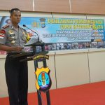 Polres Nunukan Deklarasikan Pencanangan Zona Integritas Menuju WBK dan WBBM