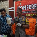 Polres Nunukan Ungkap Kasus Narkoba, 3 Orang Tersangka Sementara 2 Orang DPO