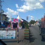 Hajatan Pernikahan di Bone Menutupi Jalan Umum, Kasat Lantas Telah Meminta Pihak Hajatan Untuk Membongkar Tenda