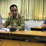 Wakil Bupati Wajo Paparkan RPJMD serta Visi dan Misi Kabupaten Wajo Pada acara FGD BPPT di Jakarta