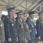 Bupati Wajo Jadi Inspektur Upacara HUT Bhayangkara Ke 73