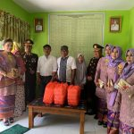 Usai Melaksanakan Upacara HUT Bhayangkara Ke 73, Kapolres Sinjai Kunjungi Panti Asuhan