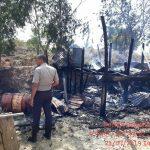 Diduga Akibat Obat Nyamuk, Rumah Warga di Sebatik Ludes Dilahap Api