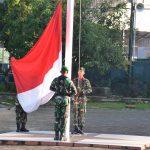 Korem 141 Toddopuli Rutin Laksanakan Upacara Bendera