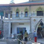 Rehab Masjid Nurul Hijra Memasuki Tahap Finishing, Dansatgas TMMD: Rehab Sudah 90 Persen