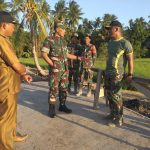 Aster Kodam XIV/Hasanuddin Beri Apresiasi Pelaksaan TMMD Ke-105 Kodim 1404/Pinrang