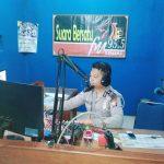 Melalui Radio Bersatu Satlantas Polres Sinjai Dapat Melakukan Sosialisasi Terkait Larangan  Berkendara  Bagi Anak Dibawah Umur
