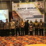 Wakil Bupati Wajo hadiri RAKERDA Asosiasi Daerah Penghasil Migas.