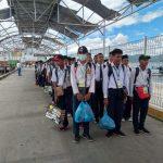 Kemetrian Pendidikan Telah Membina Ribuan Anak TKI Di Sabah Dan Serawak Mulai Tingkat SD Dan SMP