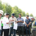 Gubernur Ingin Pastikan Jalan Sekatak - Malinau Tuntas Akhir Tahun - Jalan Malinau - Krayan Sudah Bisa Dilalui,Tiga Tahun Ditargetkan Semakin Bagus
