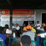 Kodim 1404/Pinrang Beri Penyuluhan Pertanian Kepada Warga  Desa Mattiro Ade