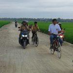 Kini Jalan Yang Mengubungkan Desa Mattiro Ade dan Kelurahan Tonyamang Dapat di Lalui Masyarakat