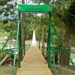 Jembatan Gantung Tompobulu Sebuah Potret Karya TMMD Ke 105 Kodim 1424 /Sinjai