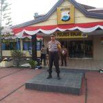 Kasat Binmas Polres Sinjai Berikan Pembekalan di Pelepasan Anggota Pramuka Saka Bhayangkara
