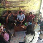 Kanit Regident  Satlantas polres Bone Silahturahim bersama Lsm dan Media Diwarkop 23
