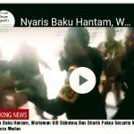 DPD SPRI Sumut Mengutuk Keras Aksi Brutal Security Kantor DPRD Medan