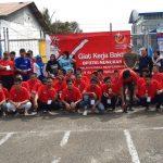 BP3TKI Nunukan bersama TKI Gelar Kegiatan Kerja Bakti di Pelabuhan Tunon Taka Nunukan