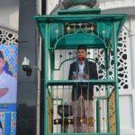 Bupati Wajo dan Wakil Bupati Wajo Melaksanakan Shalat Idul Adha 1440 H di Masjid Agung Ummul Qura Hari Ini