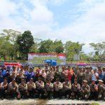 Tim Penanggulangan Karhutla Gelar Apel Siaga di Mapolres Nunukan