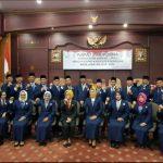 25 Anggota DPRD Bersumpah Perjuangkan Aspirasi Rakyat