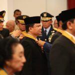 Presiden Anugerahkan Bintang Jasa Utama kepada Dr. Ronny F. Sompie, Ketua Umum PPWI Ucapkan Selamat