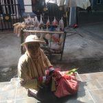 Indonesia Merdeka, Nenek Nurbaya Masih Berjuang  Menghidupi Dirinya dengan Jualan Sayur