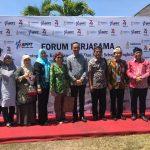 Wakil Bupati Wajo Hadiri Forum Kerja Sama di Bali