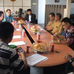 Wakil Bupati Wajo pimpin rapat penataan dan penertiban Pasar Siyo Belawa