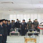 Lantik Pejabat, Gubernur Berpesan Agar Selalu Pegang Sumpah