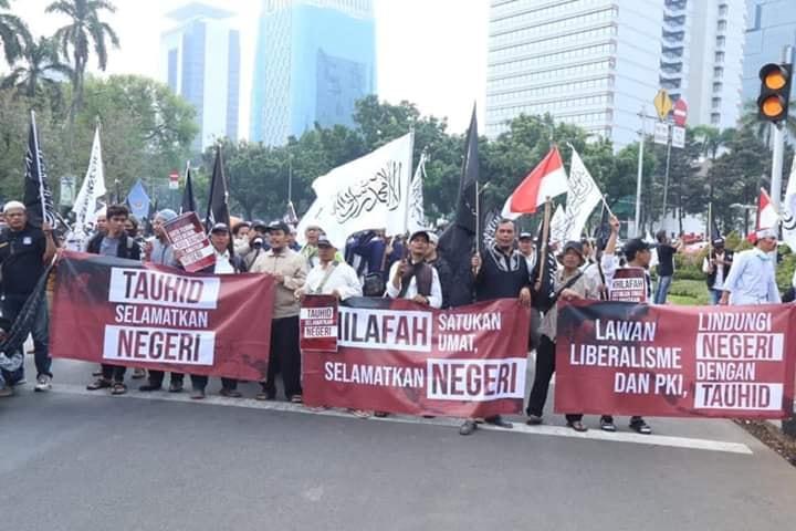 BEM Seluruh Indonesia (SI) Tegas Menolak Dikaitkan Dengan Aksi  Mujahid 212