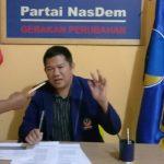 Mulai 23 September 2019,DPD NasDem Nunukan Buka Penjaringan Calon Kada 2020