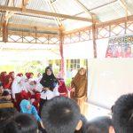 BNNK Bone Beri Penyuluhan Di UPT SDN 10 Manurungnge Di ikuti 530 Siswa Siswi Beserta Guru Dan Komite Sekolah