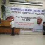 Musyawarah Wilayah (Muswil) Ke 1 Dewan Pimpinan Wilayah Front Pembela Islam Bone Siap Digelar