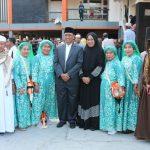 Bupati Wajo menyambut Kedatangan Jamaah Haji kloter 19 Kabupaten Wajo, ini harapannya.
