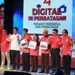 Perjuangan Legislator Dari Kampanye Hingga Menjelma Digitalisasi Di Perbatasan