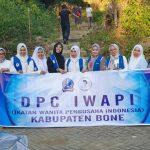 IWAPI Bersama karang Taruna Bone : Ayo ke Bone  lihat kawasan wisata Panorama Alam dan  Wisata  Bahari kawasan situs Sejarah cempalagi