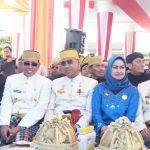 Bupati Wajo apresiasi pelaksanaan festival kraton Nusantara XIII tahun 2019