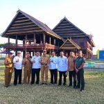 Dewan Ketahanan Nasional berkunjung ke Danau Tempe, ini tujuannya.