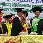 Bupati Wajo Launching Perdana Program Beasiswa Desa.