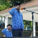Sekretaris Daerah Kabupaten Wajo pimpin Upacara Hari Kesadaran Nasional, ini harapannya.