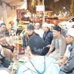 Front pembela islam silaturahmi dengan Kapolres  diwarkop 23 Persiapan muswil 1 FPI Bone