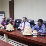 Rektor Unismuh bersama Praktisi Bisnis Unismuh Makassar berkunjung ke Wajo, ini Agendanya.