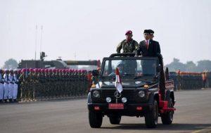 Presiden Akan Menaikan Tunjangan 80 Persen Dan Kredit Perumahan Untuk Prajurit TNI