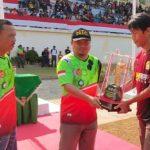 Ketua Askab PSSI Nunukan : Minimnya Dana Membuat Pesepakbola Berpotensi Sulit Meraih Prestasi
